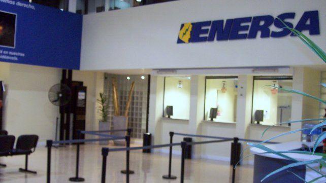 Será normal la atención de ENERSA este viernes