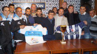 Concepción del Uruguay: Presentaron la Copa Amistad
