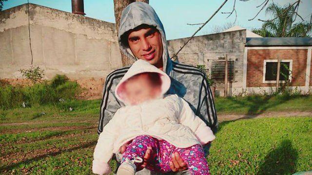 Daniel murió hoy en Concordia. Foto www.concordia.elentrerios.com.