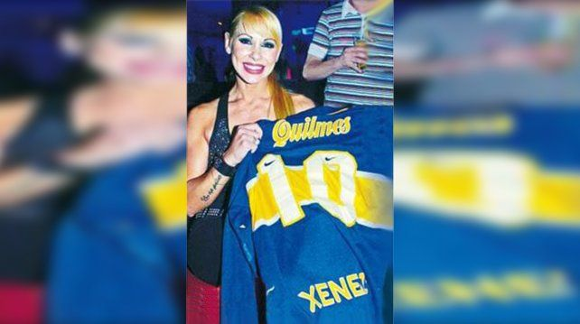 Mónica Farro contó detalles de sus encuentros con Riquelme
