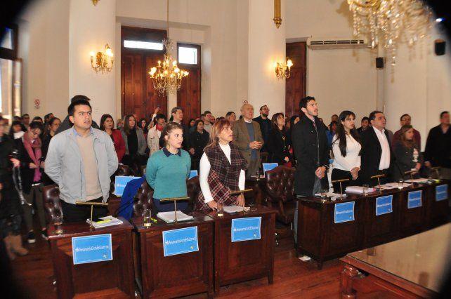 El Concejo Deliberante de Paraná dictará las pautas regulatorias del servicio de colectivos