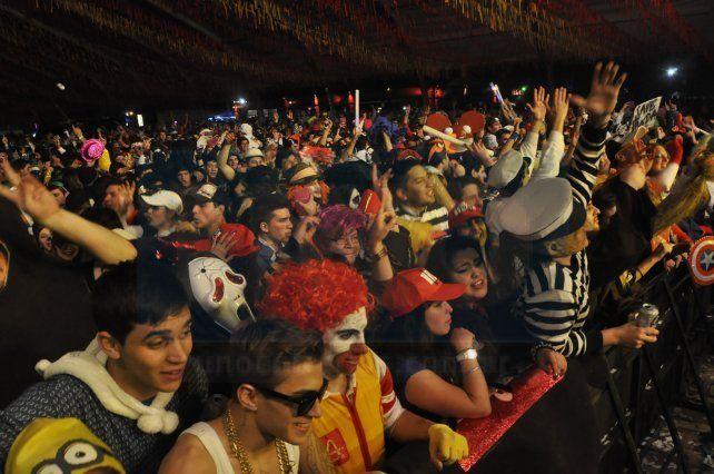 La Fiesta de Disfraces se hará en un predio más cercano al centro de Paraná