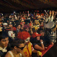 La Fiesta de Disfraces de Paraná vuelve este año a cambiar de ubicación