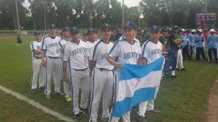 Argentina se metió en los playoffs del Mundial Juvenil