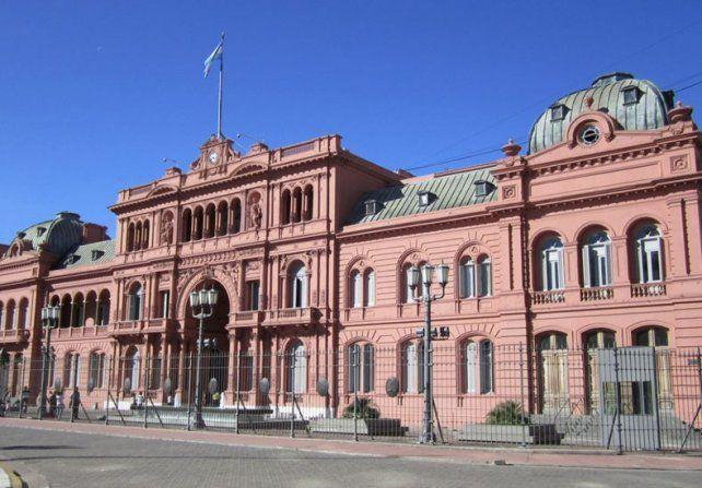 Casa Rosada.