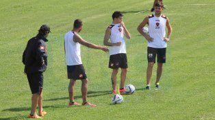 Rubén Forestello no exigió demasiado a los que estuvieron en el amistoso con Colón.