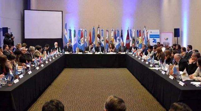Entre Ríos participó del 24º Consejo Federal de Derechos Humanos