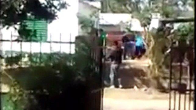 Temen represalias por el video del tiroteo en escuela de Concordia