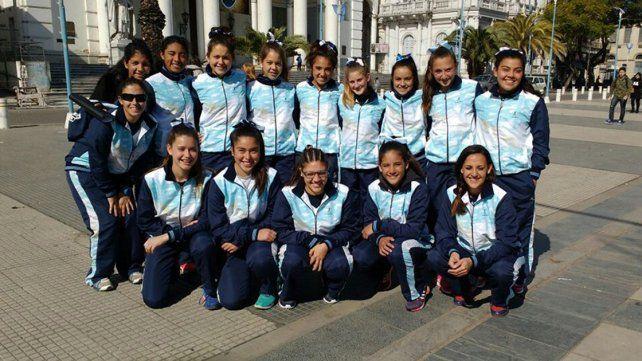 La selección Sub 15 viaja a Perú a disputar el Sudamericano
