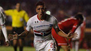 Ricardo Centurión llega a Boca
