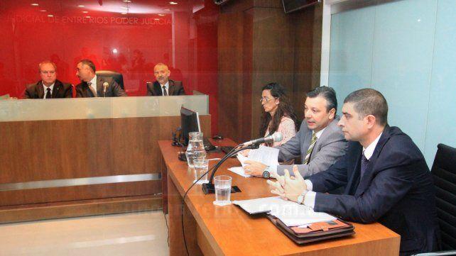 Análisis. Fornerón y Muñoz evaluarán qué estrategia seguir.