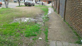 Siguen las quejas de vecinos de Parana