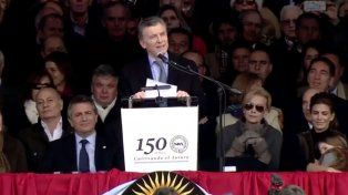Macri destacó la enorme importancia que tiene el campo para el país