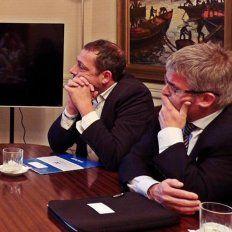Diálogo. Tras reunión con Bullrich, se confirmó un encuentro de la red, el 12 de agosto en Paraná.