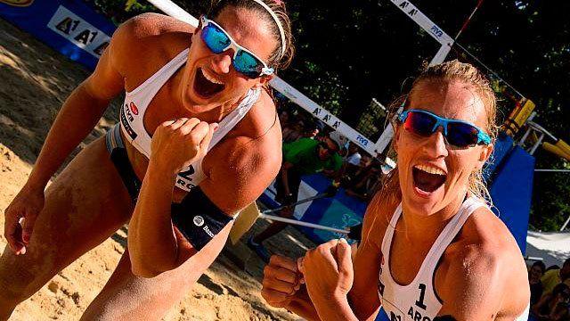 La entrerriana Ana Gallay y Georgina Klug en semifinales