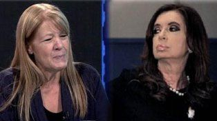 Stolbizer consideró que hay pruebas para condenar a Cristina
