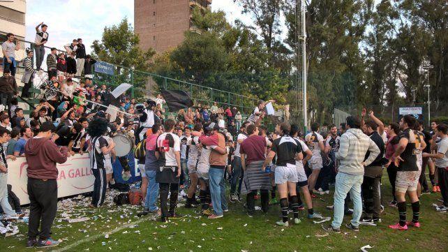 Estudiantes se clasificó al Hexagonal