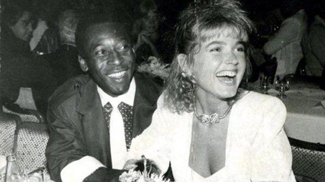 Xuxa y Pelé mantuvieron una relación de pareja durante seis años