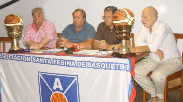 Los presidentes Blanc (APB) y Monti (ASB) dieron otro paso en las relaciones entre las entidades.