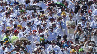El papa Francisco se despidió de Polonia con críticas al éxito a cualquier precio
