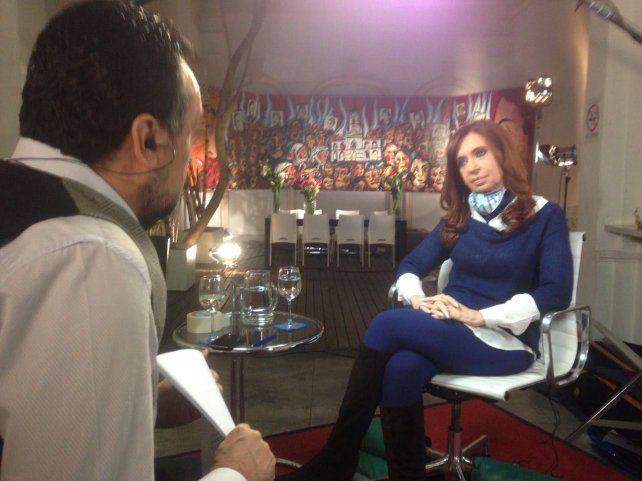 CFK: El programa Precios Cuidados fue todo un éxito