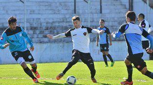 En Matías Garrido, Patrón deposita las esperanzas de generación de juego.