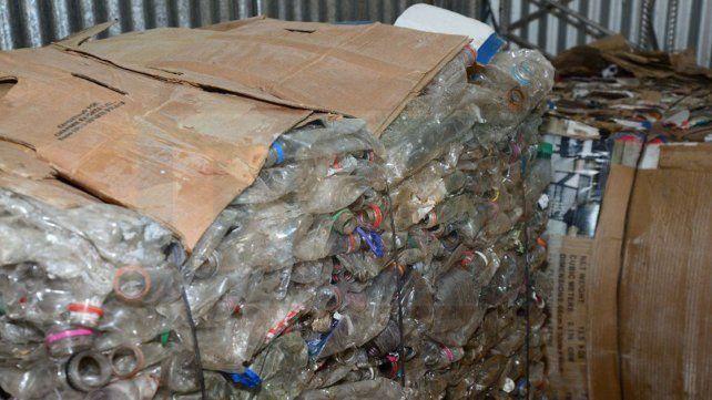 Cuatro meses. En la Planta de Tratamiento reciclaron unas 420 toneladas de residuos inorgánicos.