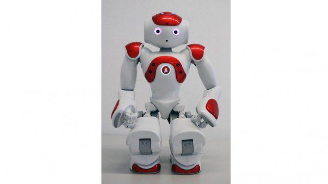 Gardelito, un robot nacional que habla, se mueve y aprende