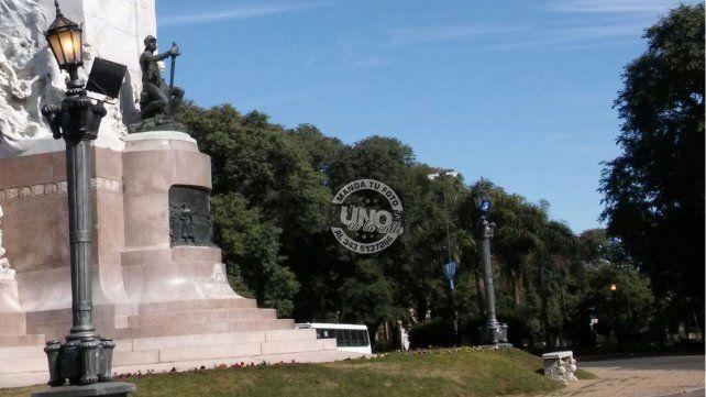 En Paraná la Municipalidad derrocha energía