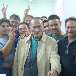 Ongaro estuvo en el exilio durante la última dictadura militar