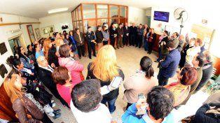 Asumió el nuevo director del hospital San Blas de Nogoyá