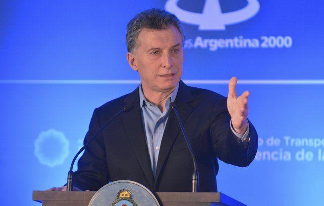 Macri anunció un Plan Nacional de Salud con una inversión de 8.000 millones de pesos