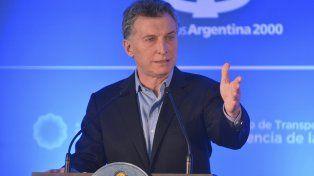 Macri pidió colaboración con el Operativo Aprender