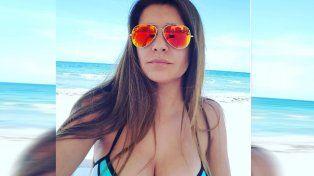 La hermana de Nazarena Vélez que se destapó en las redes