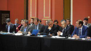 Bordet valoró el pacto fiscal: Por primera vez se restituyen fondos a la provincia