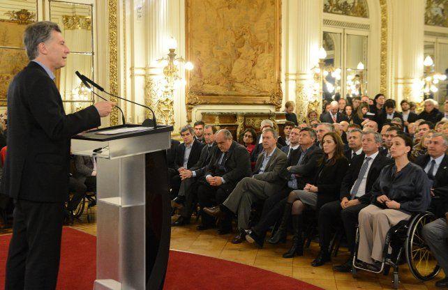 La Provincia anunció que implementará la Cobertura Universal de Salud que anunció Macri