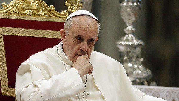 Francisco reafirmó que el mundo está en guerra y enfermo de crueldad