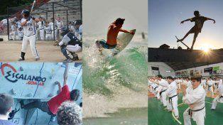 Anunciaron el ingreso del skate y el surf a los juegos olímpicos