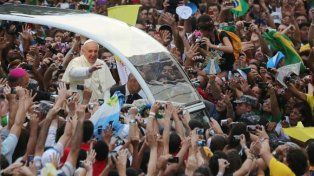 El mensaje del papa Francisco para Río 2016
