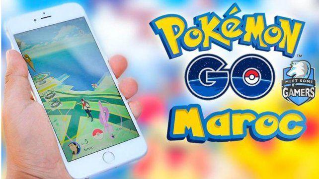 Pokémon Go llegó a la Argentina