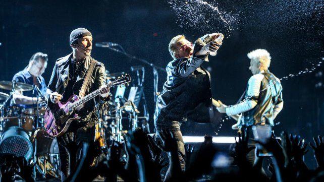 U2 confirmó nuevo álbum y gira para 2017