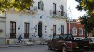 Municipalidad de Nogoyá.