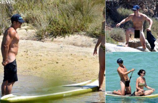 Orlando Bloom desnudo arrasa en las redes sociales