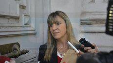 Prisión domiciliaria. La jueza Paola Firpo no acompañó el pedido de la fiscalía.