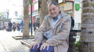 De visita en Paraná. Randisi rememora su vida y emociona con sus relatos.