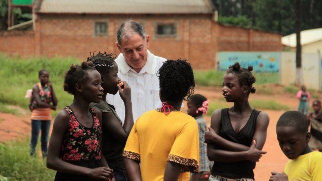 Idea. Compartir la esperanza de un mundo mejor es su misión.