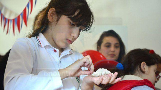 La solidaridad y el aprendizaje van de la mano en el colegio Galileo Galilei
