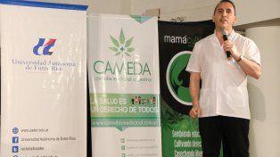 Coincidieron en la necesidad de legalizar la cannabis con fines medicinales