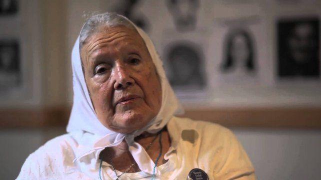 Nora Cortiñas se solidarizó con Bonafini