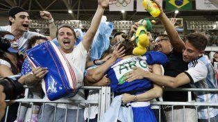 Pareto conquistó el primer oro para Argentina